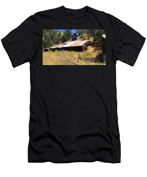 Affordable Housing Kern County Men's T-Shirt (Athletic Fit)