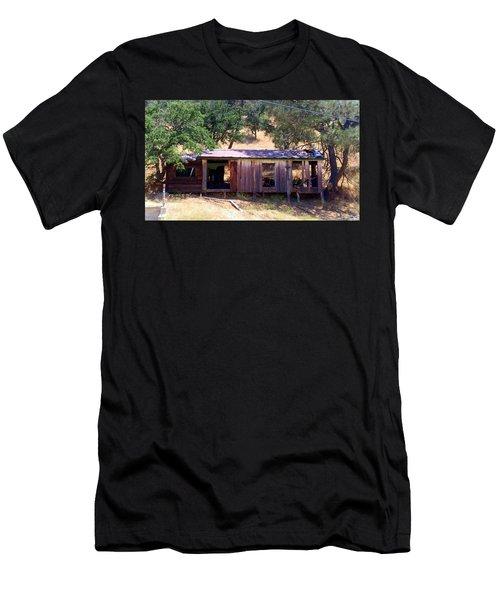 Cozy Cottage Kern County Men's T-Shirt (Athletic Fit)