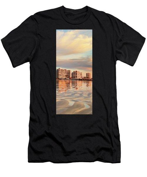 Afloat 6x14 Panel 5 Men's T-Shirt (Athletic Fit)