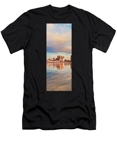Afloat 6x14 Panel 4 Men's T-Shirt (Athletic Fit)