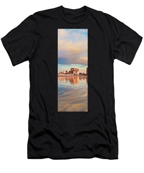 Afloat Panel 4 20x Men's T-Shirt (Athletic Fit)