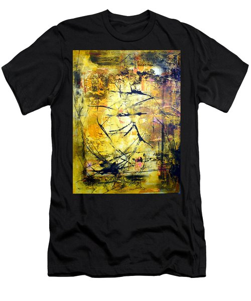 Aforethought Abstract Men's T-Shirt (Athletic Fit)