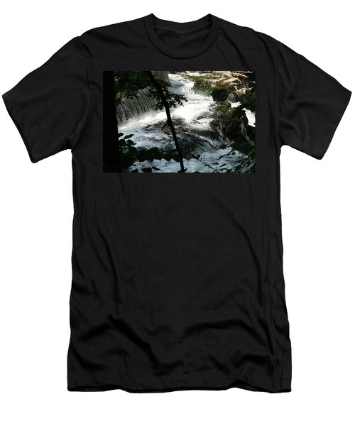 Africa 2 Men's T-Shirt (Athletic Fit)