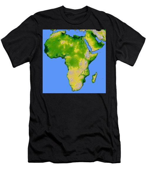 Africa Men's T-Shirt (Athletic Fit)