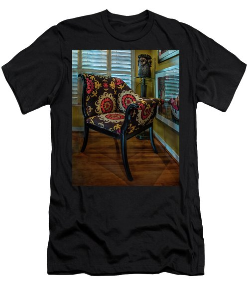African Accent Furniture Men's T-Shirt (Athletic Fit)