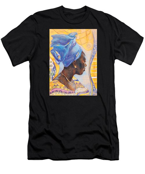 African Secession Men's T-Shirt (Athletic Fit)