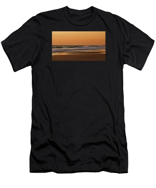 After A Sunset Men's T-Shirt (Athletic Fit)