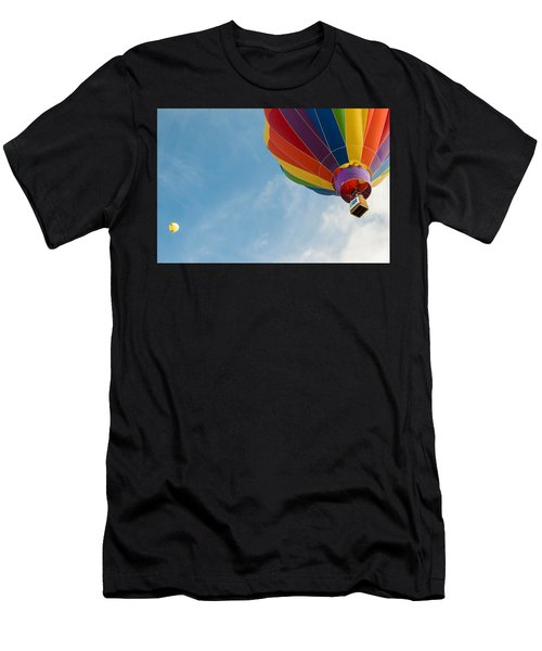 After Liftoff Men's T-Shirt (Athletic Fit)