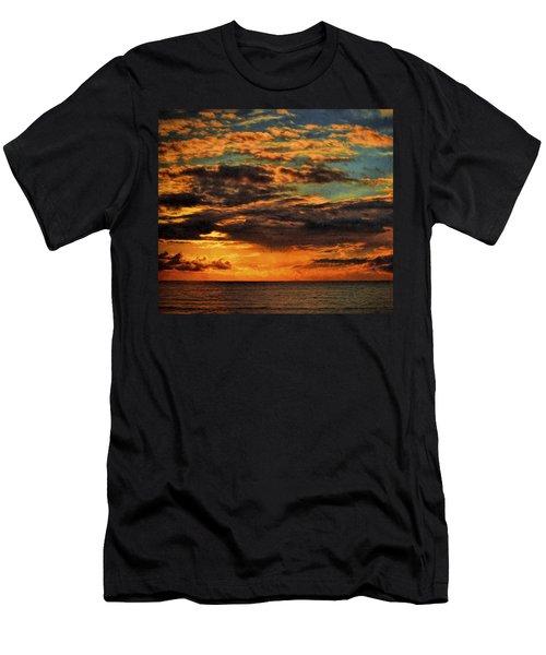After Sunrise Men's T-Shirt (Athletic Fit)