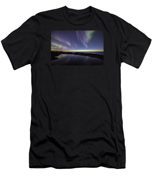 After Sunset Iv Men's T-Shirt (Athletic Fit)
