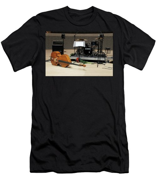 After The Concert Men's T-Shirt (Athletic Fit)