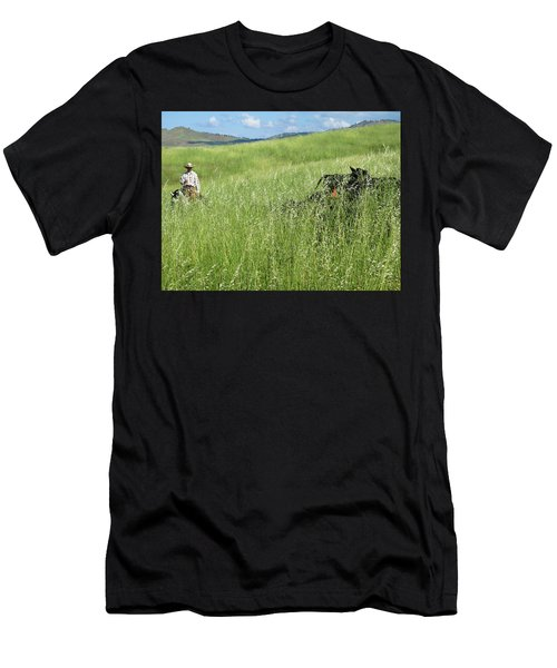 After The Drought Men's T-Shirt (Athletic Fit)
