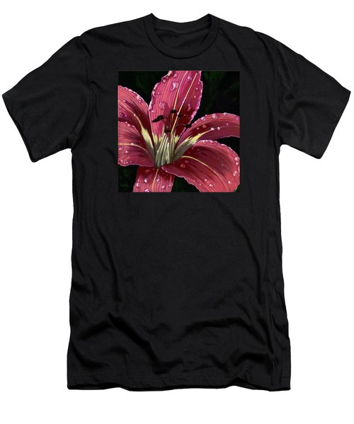 After The Rain - Lily Men's T-Shirt (Athletic Fit)