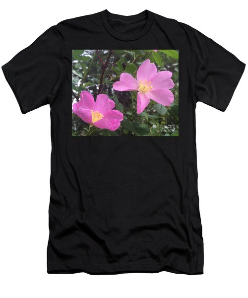 Men's T-Shirt (Athletic Fit) featuring the photograph After The Rain by Victor K