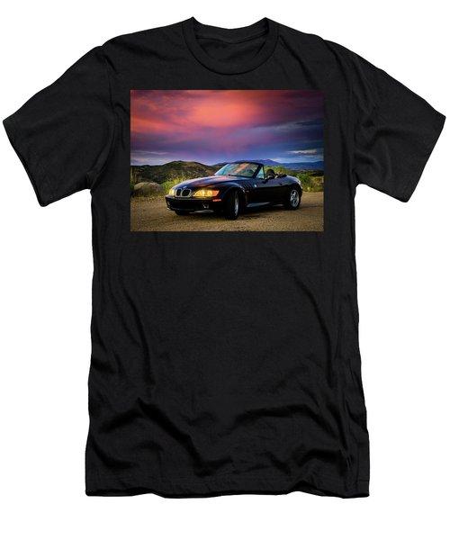 After The Storm - Bmw Z3 Men's T-Shirt (Athletic Fit)