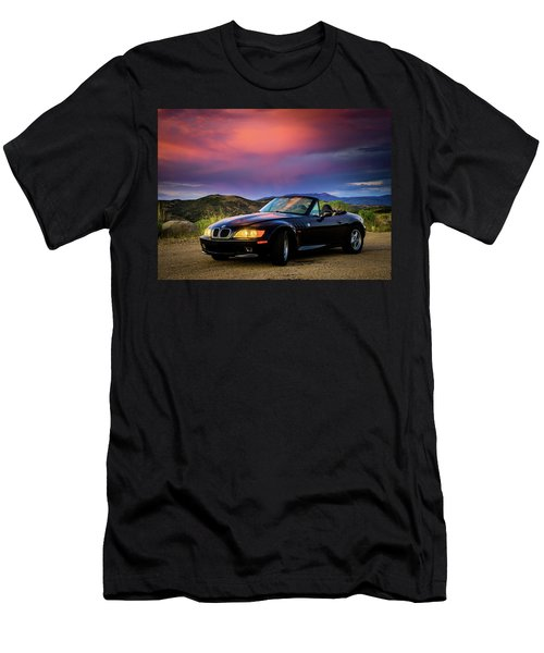After The Storm - Bmw Z3 Men's T-Shirt (Athletic Fit)