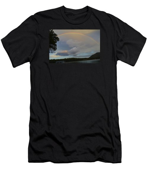 Men's T-Shirt (Slim Fit) featuring the photograph After The Storm by James McAdams