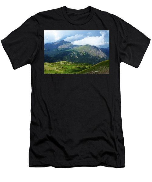 After The Storm Men's T-Shirt (Athletic Fit)
