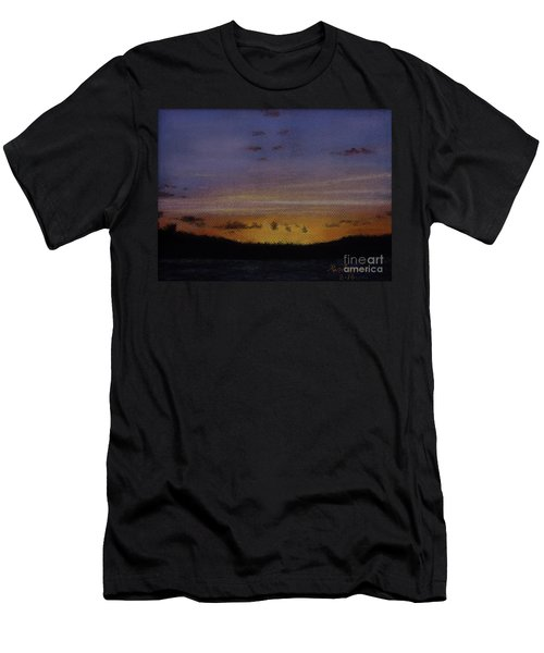 Afterglow Men's T-Shirt (Athletic Fit)