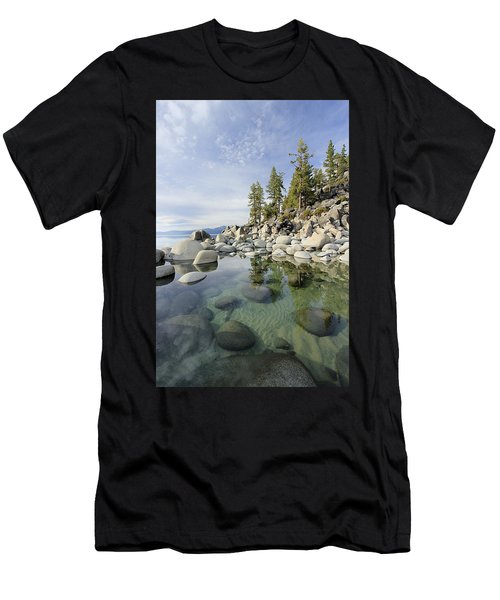 Men's T-Shirt (Athletic Fit) featuring the photograph Afternoon Dream by Sean Sarsfield