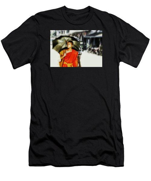 Afternoon In Luang Prabang Men's T-Shirt (Athletic Fit)