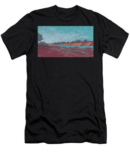 Afternoon On Lebata River Men's T-Shirt (Athletic Fit)