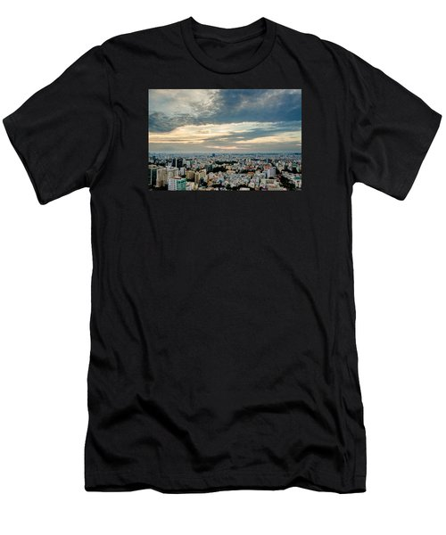 Afternoon Saigon Men's T-Shirt (Athletic Fit)