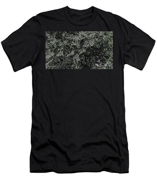 Afterthoughts  Men's T-Shirt (Slim Fit) by Rachel Hannah
