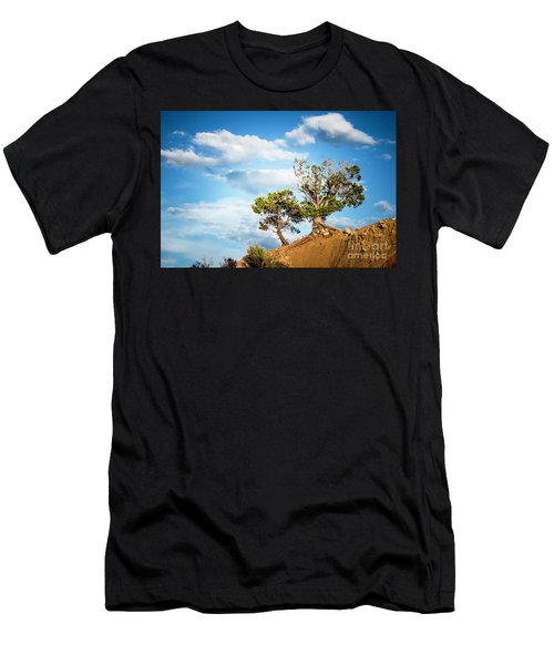Against All Odds Men's T-Shirt (Athletic Fit)