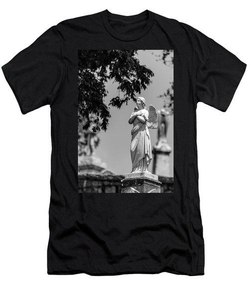Aggelos Men's T-Shirt (Athletic Fit)