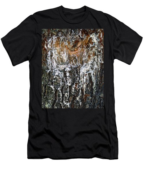 Men's T-Shirt (Slim Fit) featuring the photograph Agony And Ecstasy by Lynda Lehmann
