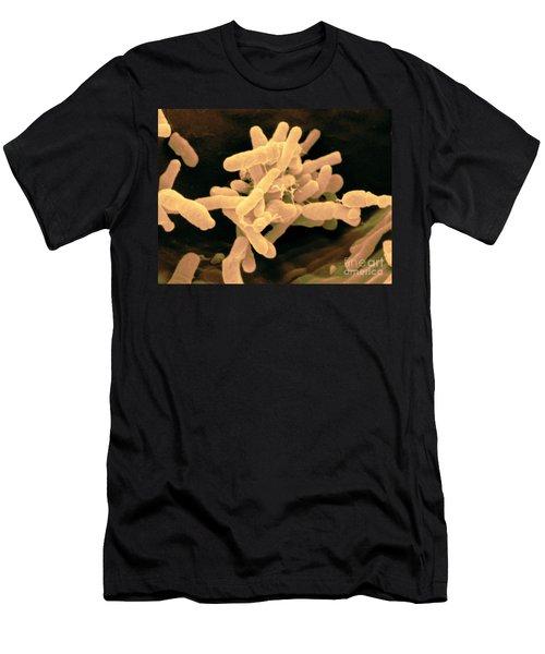 Agrobacterium Tumefaciens Men's T-Shirt (Athletic Fit)
