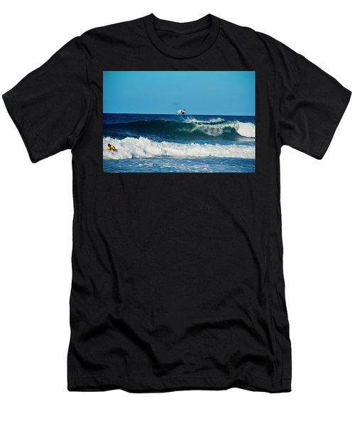 Air Bourne Men's T-Shirt (Athletic Fit)