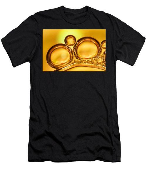 Air Bubbles Men's T-Shirt (Athletic Fit)