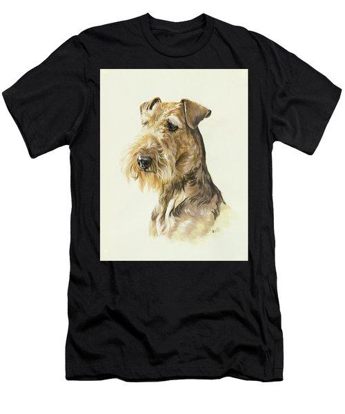 Airedale Men's T-Shirt (Athletic Fit)