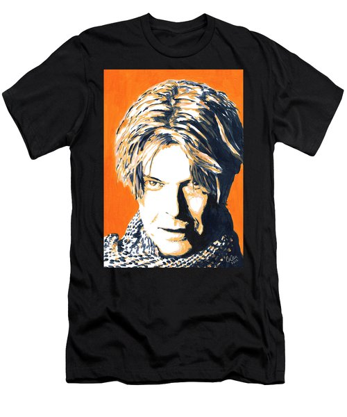 Aka Bowie Men's T-Shirt (Athletic Fit)
