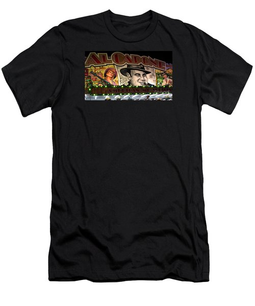 Al Capone On Funfair Men's T-Shirt (Athletic Fit)