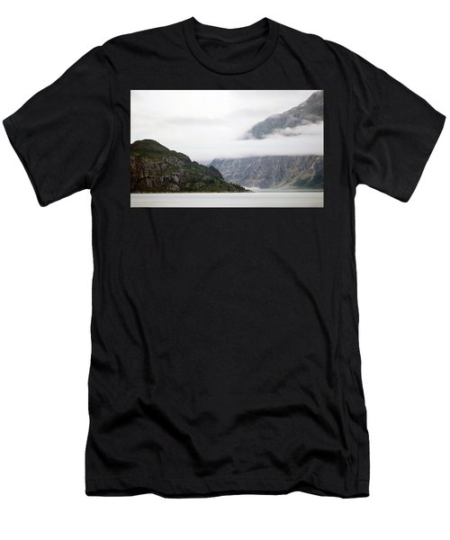 Alaskan Coast  Men's T-Shirt (Athletic Fit)