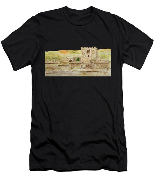 Alcazaba Of Almeria Men's T-Shirt (Athletic Fit)