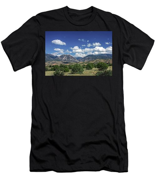 Aldo Leopold Wilderness, New Mexico Men's T-Shirt (Athletic Fit)