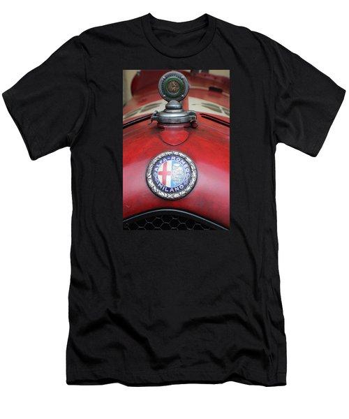 Alfa Romeo 8c 2600 Muletto Men's T-Shirt (Athletic Fit)