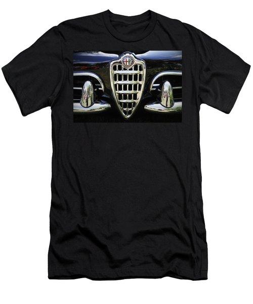 Alfa Romeo Men's T-Shirt (Slim Fit) by Dennis Hedberg