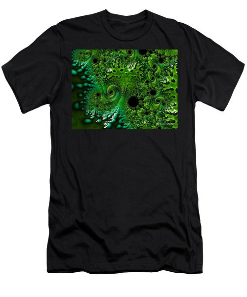 Algae Men's T-Shirt (Athletic Fit)