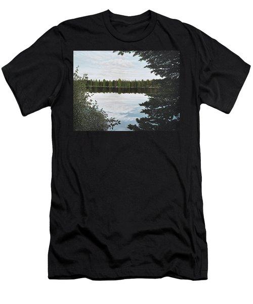 Algonquin Park Men's T-Shirt (Athletic Fit)