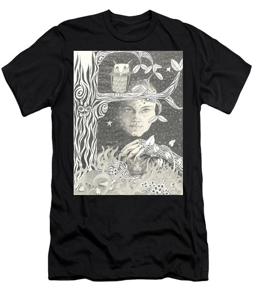 Alice Syndrome Men's T-Shirt (Athletic Fit)