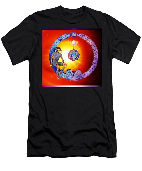 Alien  Dream Men's T-Shirt (Athletic Fit)