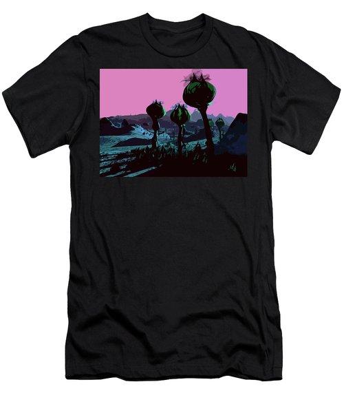 Alien Eden Men's T-Shirt (Athletic Fit)