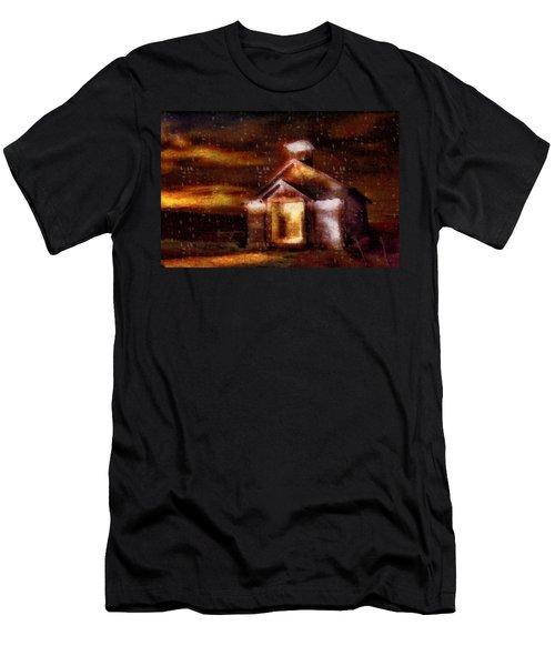 Alien Home Men's T-Shirt (Athletic Fit)