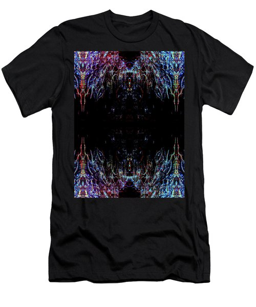 Alien Men's T-Shirt (Slim Fit) by Samantha Thome