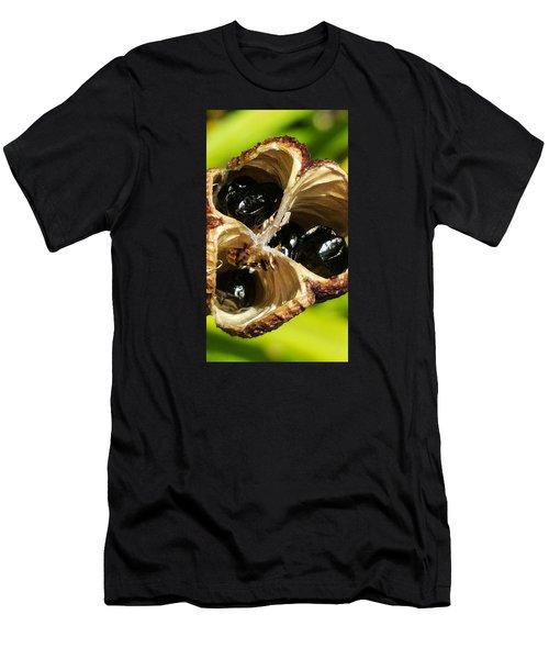 Alien Scream Men's T-Shirt (Slim Fit) by Bruce Carpenter